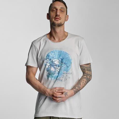 Stitch & Soul T-paita Harmaa