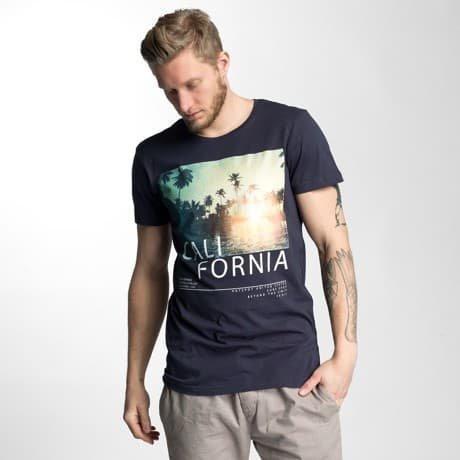 Stitch & Soul T-paita Sininen