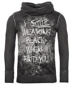 Stop Wearing Anthracite