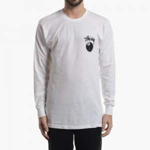 Stussy 8 Ball Long Sleeve Tee