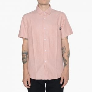 Stussy Classic Linen Short Sleeve Shirt
