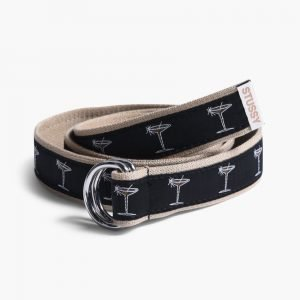 Stussy Martini D-Ring Belt