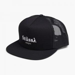 Stussy Mesh Trucker Cap