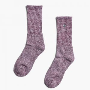 Stussy Mini SS Link Crew Socks