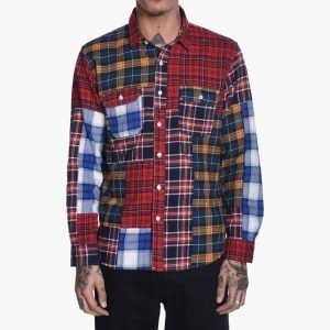 Stussy Mixed Plaid Shirt