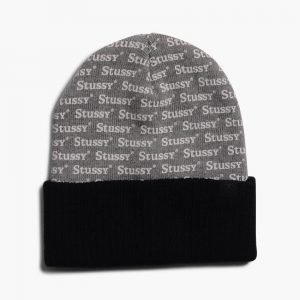 Stussy Repeat Discharge Beanie