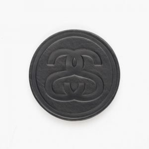Stussy SS-Link Leather Coasters