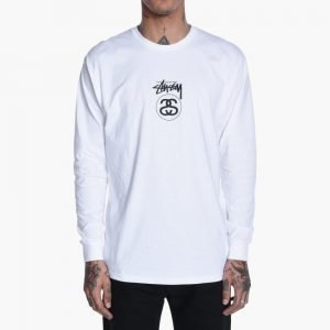 Stussy Stock Link Long Sleeve Tee