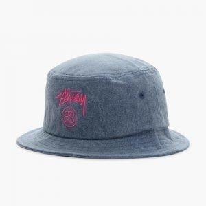 Stussy Stock Lock Pigment Dye Bucket Hat