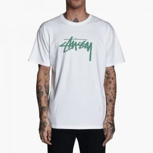Stussy Stock Pig. Dyed Tee