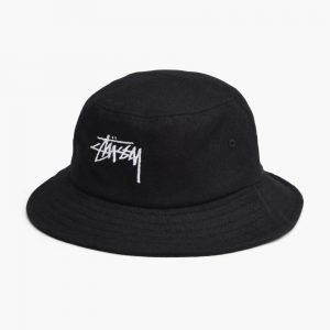 Stussy Stock Wool Bucket Hat
