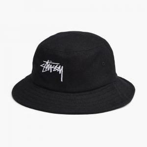 Stussy Stock Wool Bucket Hat