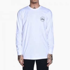 Stussy Vintage Dot Long Sleeve Tee