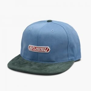 Stussy Washed Canvas Strapback