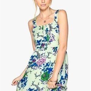 Style London Open Back Dress Mint