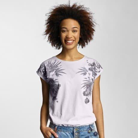 Sublevel T-paita Purpuranpunainen