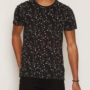 Suit Berlin SS T-shirt T-paita Black