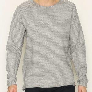 Suit Blade LS Sweatshirt Pusero Medium Grey Melange