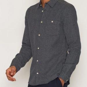 Suit Diego LS Shirt Kauluspaita Navy