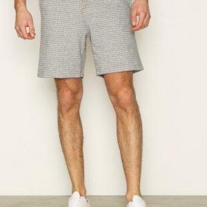 Suit Fix Sweatshorts Shortsit Medium Grey Melange