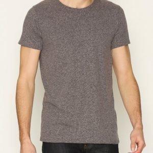 Suit Hawk SS T-shirt T-paita Black Melange
