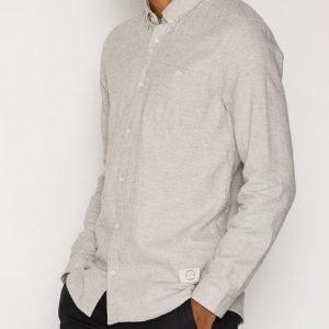 Suit Perry Shirt LS Kauluspaita Light Grey