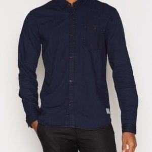 Suit Pontius Shirt LS Kauluspaita Indigo