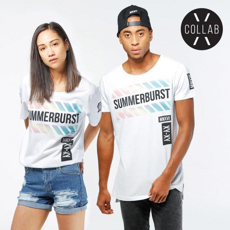 Summerburst SB Burst -t-paita