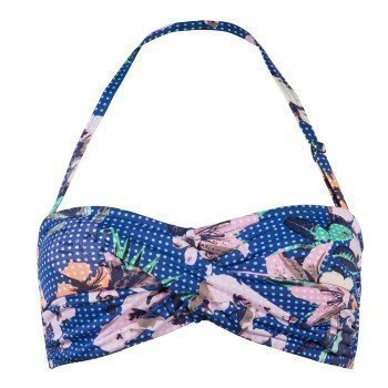 Sunseeker Exotic Floral Bandeau B-D Cup