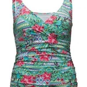 Sunseeker Festival Island Plus Cup Tankini bikinit