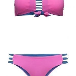 Sunseeker Reversible Bandeau Bikini Set bikinisetti