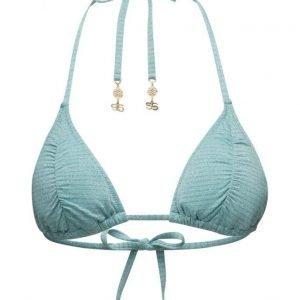 Sunseeker Ruched Sliding Triangle Top bikinit
