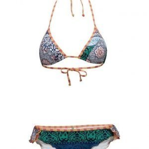 Sunseeker Seekers Triangle Bikini Set bikinit