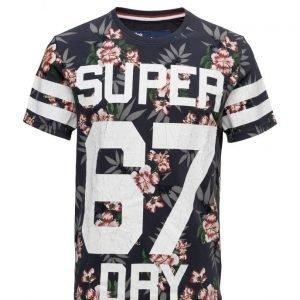 Superdry 5-0 State Tee lyhythihainen t-paita