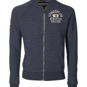 Superdry Applique Bomber Jacket Collegetakki