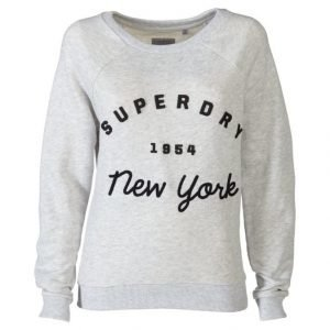 Superdry Applique Raglan Crew Paita