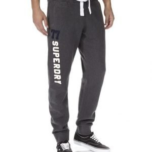 Superdry Applique Slim Jogger Collegehousut
