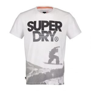 Superdry Black Slope Paita