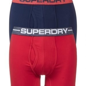 Superdry Bokserit 2-Pack