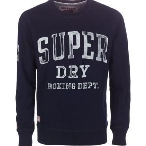 Superdry Boxing Yard Training Crew Collegepaita