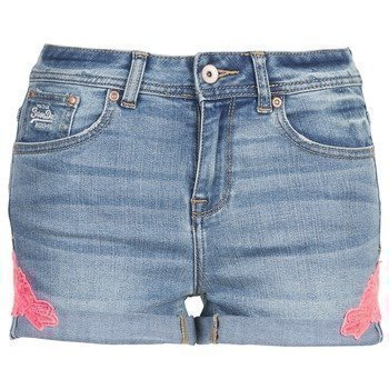 Superdry CUT OFF SHORTIE bermuda shortsit