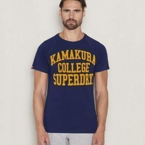 Superdry Campus Tee Estral Ejua