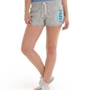 Superdry Charge Shortsit Harmaa