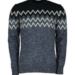Superdry Chevron Placement Crew Neule