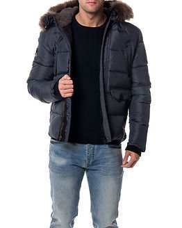 Superdry Chinook Parka Navy