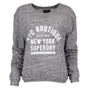Superdry City Sweat Collegepaita