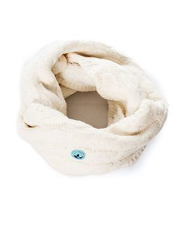 Superdry Clarrie Snood Cream