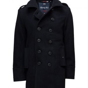 Superdry Classic Bridge Coat villakangastakki