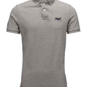 Superdry Classic Pique S/S Polo lyhythihainen pikeepaita