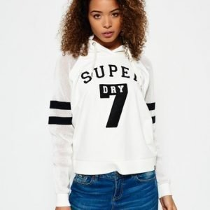 Superdry College Drop Huppari Norsunluu